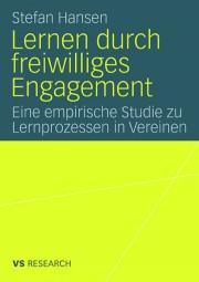 Cover: Lernen durch freiwilliges Engagement