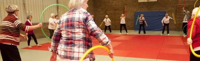 Alter, Altern und Sport