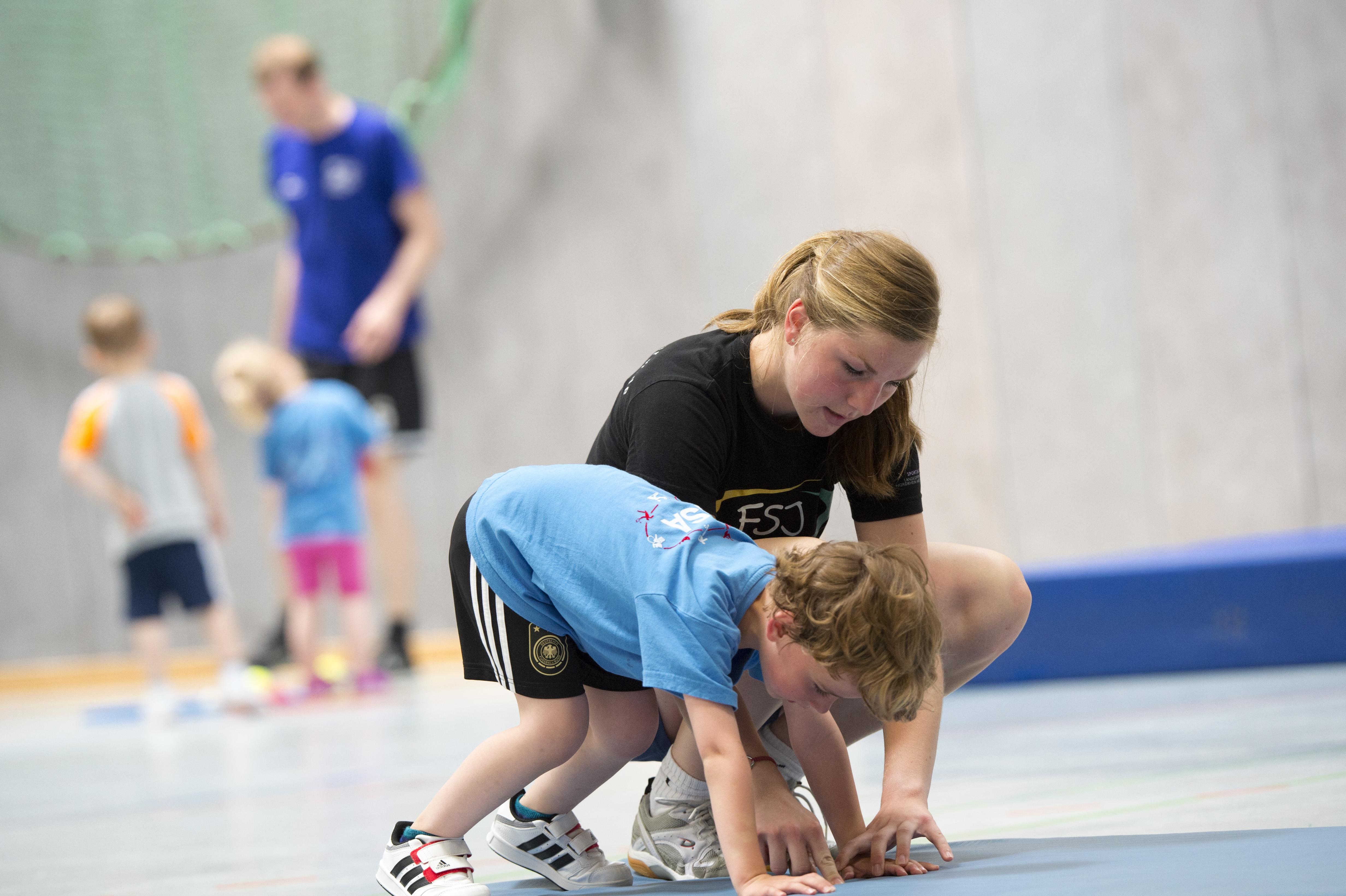 Ehrenamtliches und freiwilliges Engagement im Sport