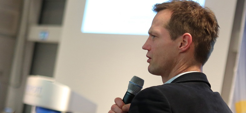 Professor Sebastian Braun Ehrenamtsforum